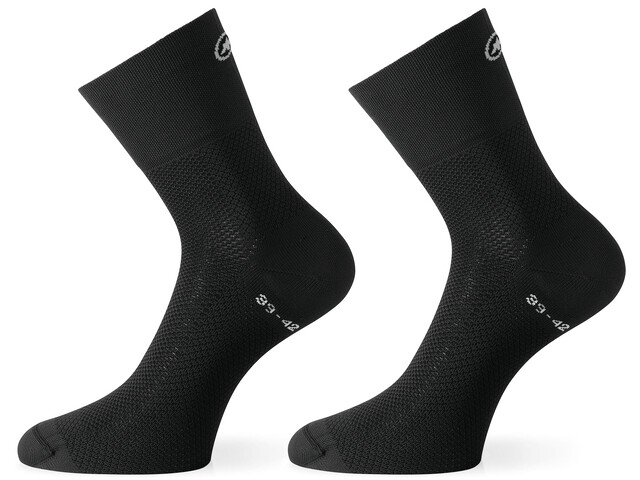 assos GT Socks black series